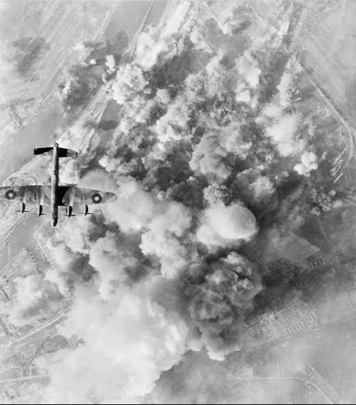 2. Dünya savaşı uçak