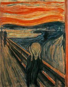 The scream öğrenci blogları 1