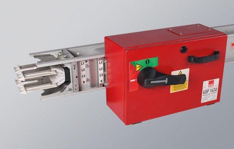Busbar Enerji Dağıtım Sistemleri